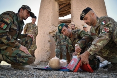 Afghanistan Lezione di Tactical Combat Casualty
