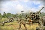 I tiri d'artiglieria