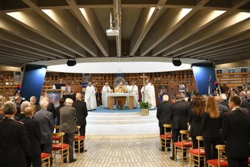 Celebrazione Virgo Fidelis (1)