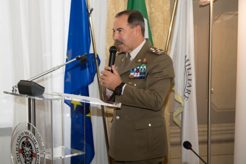 Intervento del Generale Salvatore Farina - Capo di Stato Maggiore dell'Esercito