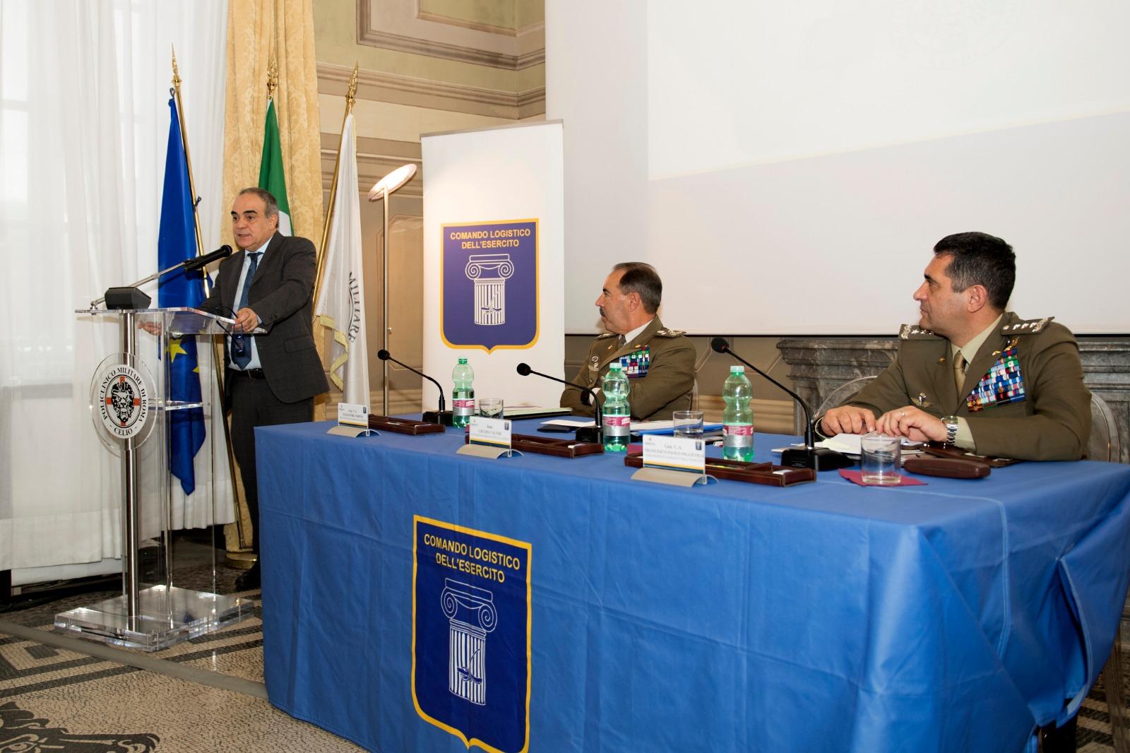 Intervento Sottosegretario di Stato alla Difesa - Dottor Giulio Calvisi