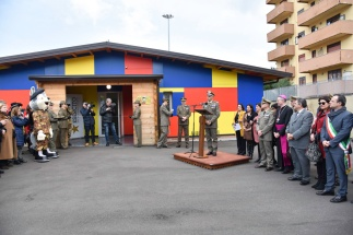 DISCORSO GENERALE BRUNO PISCIOTTA