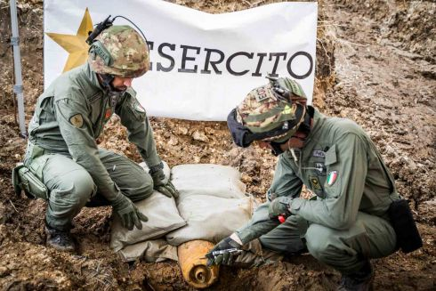 Foto 5 - Artificieri dell'Esercito (1)