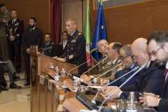 Il saluto del presidente del CASD, Gen. S.A. Fernando Giancotti-1