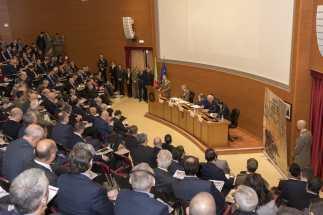 Intervento del Capo di SME, Generale di Corpo d'Armata, Salvatore Farina-1