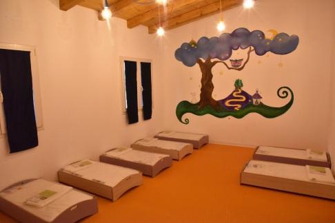 La sala nanna