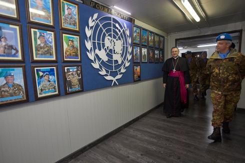 UNP 2-3 sede del contigente italiano in UNIFIL