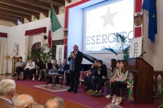 3. Nicolò Mannino durante il suo intervento