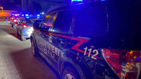 L'operazione dei Carabinieri a S. Basilio (2)