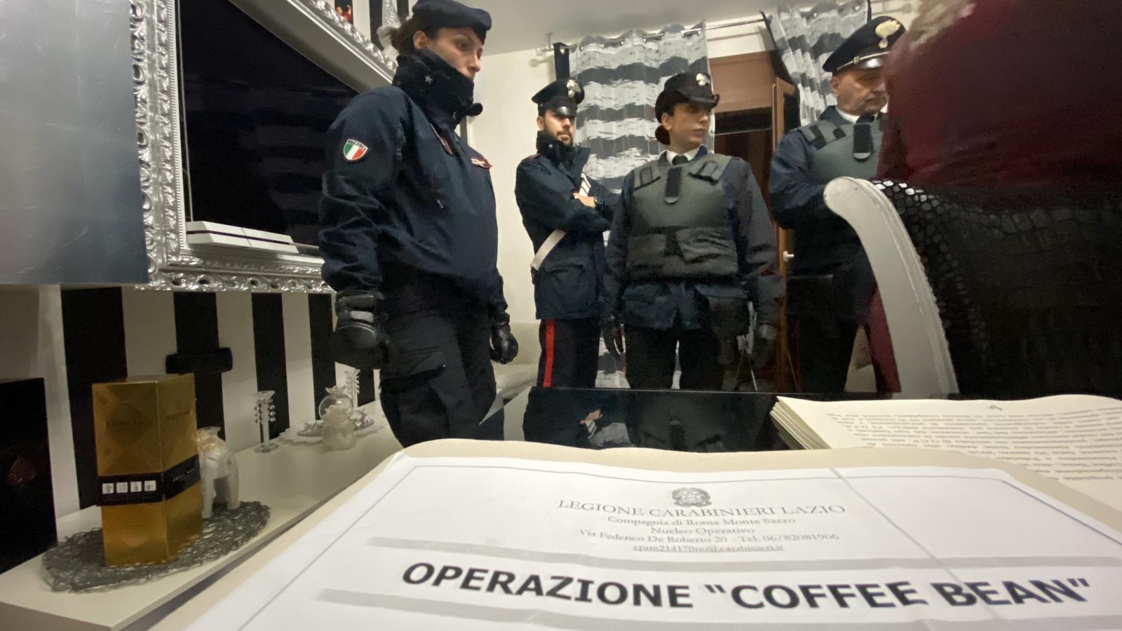 L'operazione dei Carabinieri a S. Basilio (3)