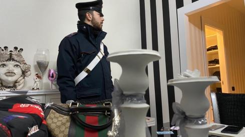 L'operazione dei Carabinieri a S. Basilio (9)