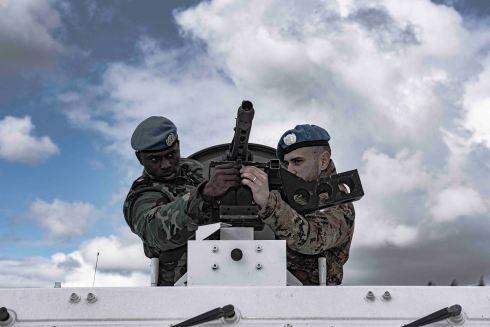 2- fase della familiarizzazione con armi, mezzi e materiali