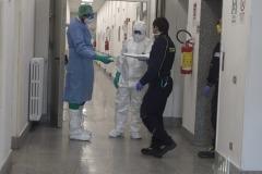 Coronavirus - l'impegno dell'Esercito (7)