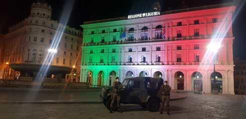6. Strade Sicure a Genova in Piazza de Ferrari