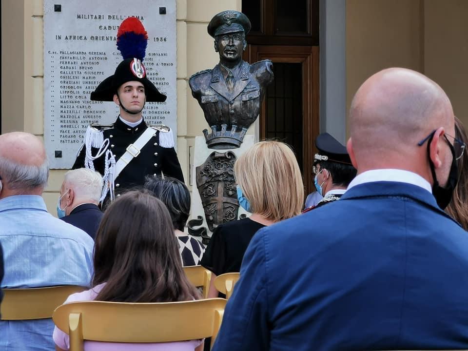 2020.07.03. Celebrazione S.Messa in suffragio carabinieri in ogni tempo deceduti (1)