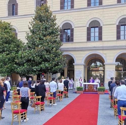 2020.07.03. Celebrazione S.Messa in suffragio carabinieri in ogni tempo deceduti (3)