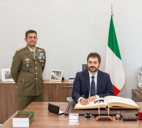 firma dell'albo d'onore