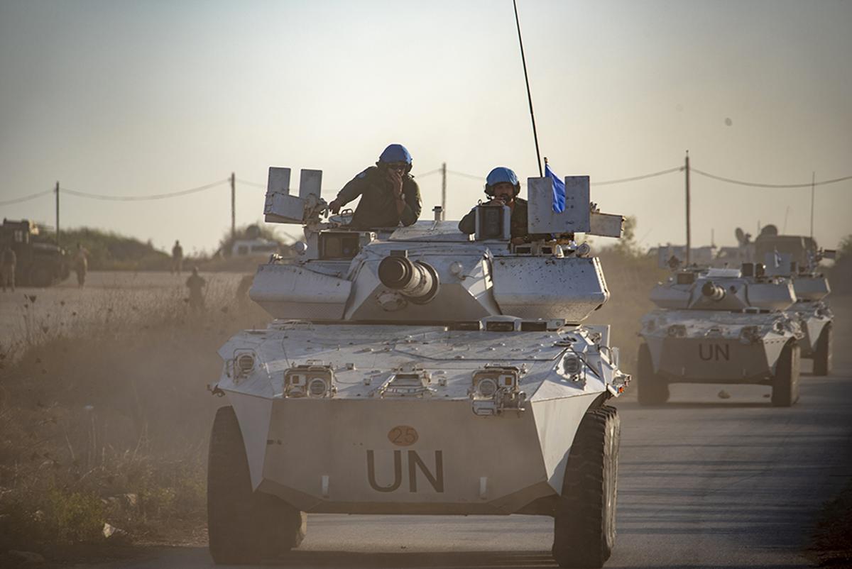 Libano, contingente UNIFIL su base Brigata Sassari