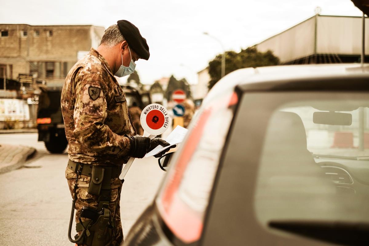 Operazione Strade Sicure, militari impegnati ad Arzano