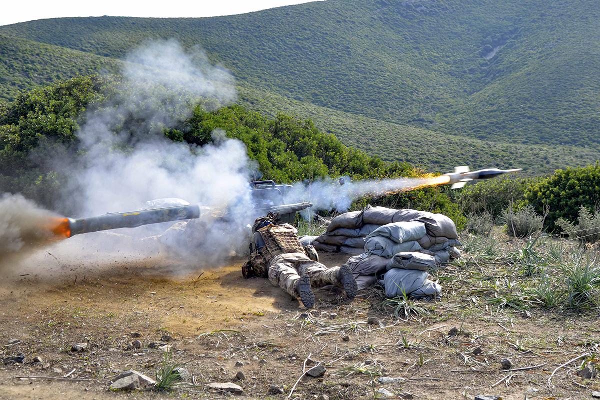 L'addestramento dei Bersaglieri come Forza di prontezza rapida della NATO