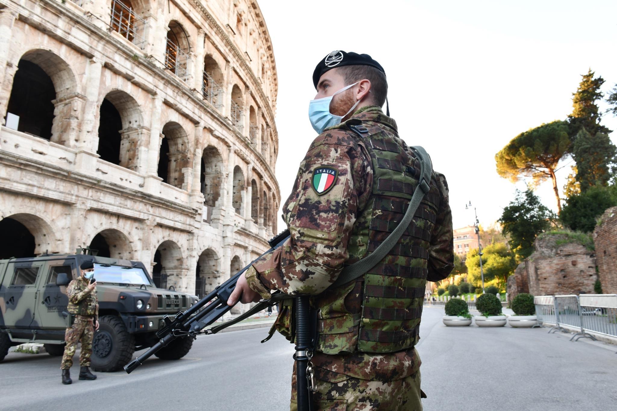 Strade Sicure, Roma.